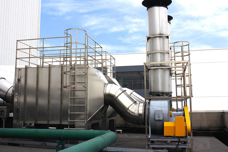 活性炭吸附塔实验设备