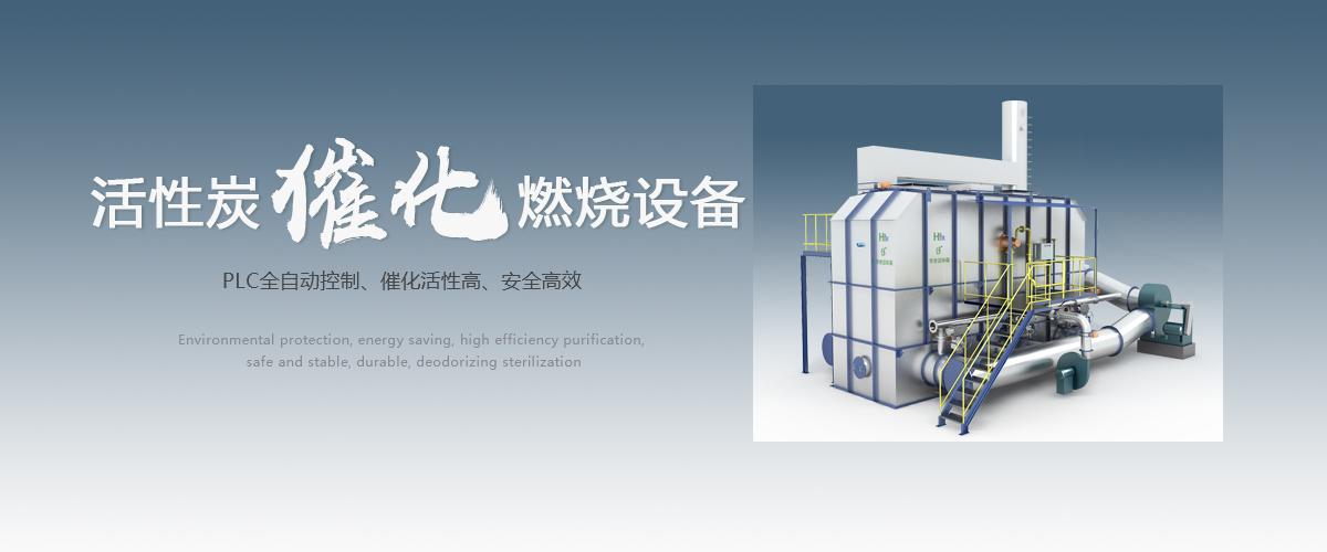 活性炭催化燃烧CO设备