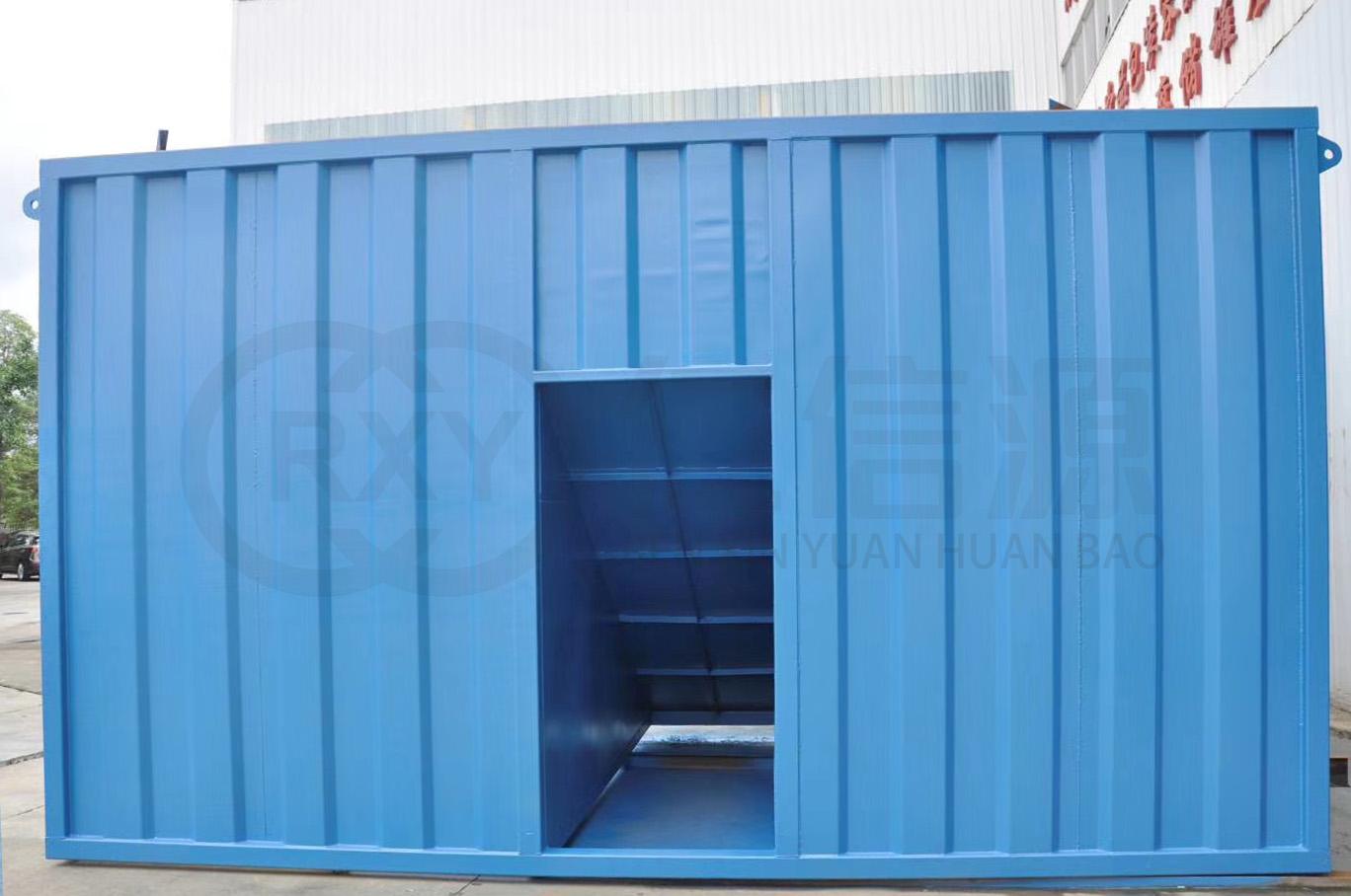 除尘器生产:箱体