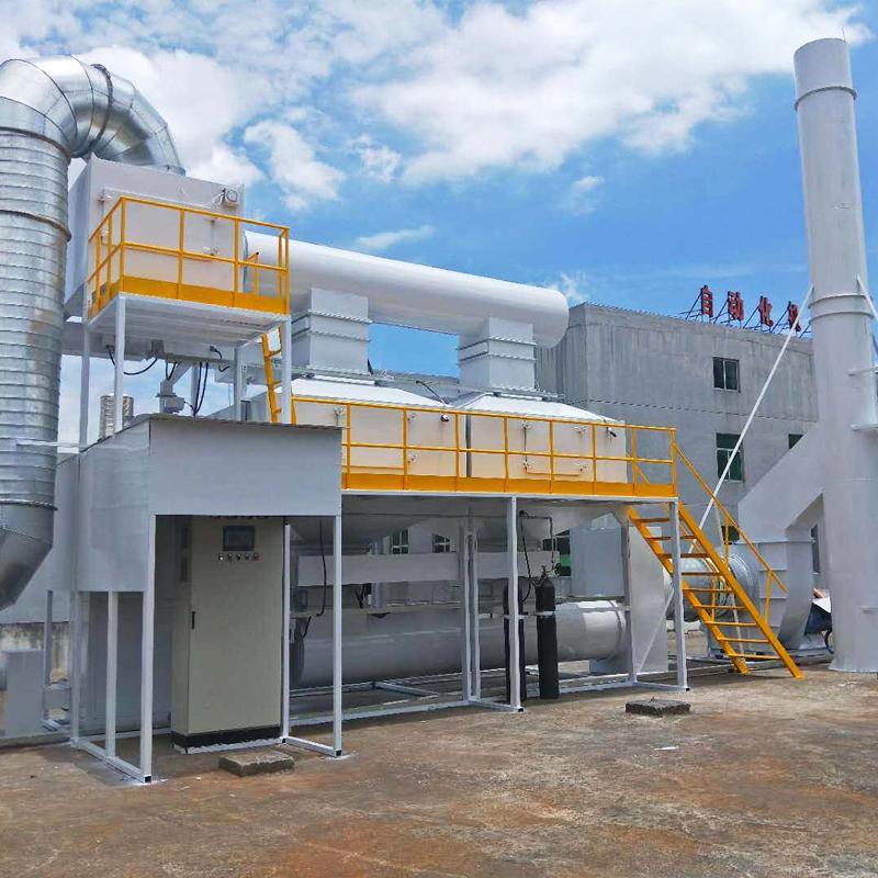 活性炭催化燃烧CO装置