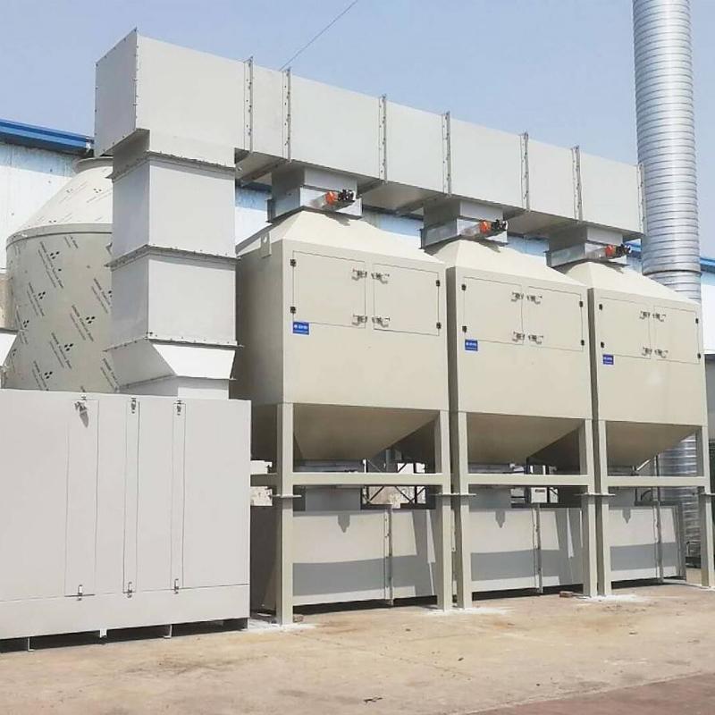 活性炭纤维废气处理装置
