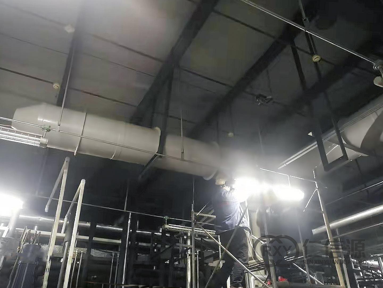 仁信源排风系统安装