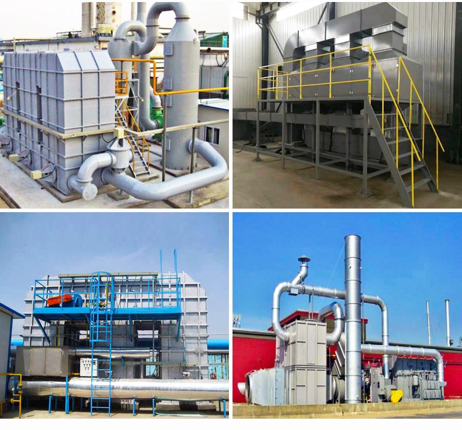 沸石转轮浓缩装置,vocs沸石浓缩转轮