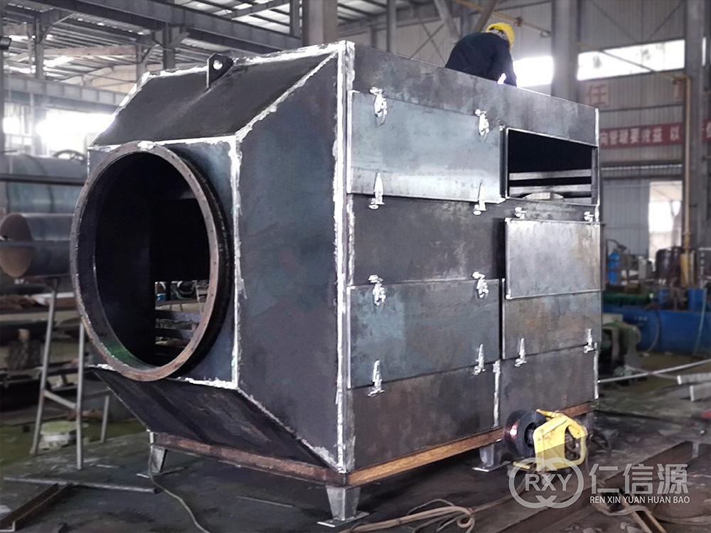 碳鋼活性炭吸附箱