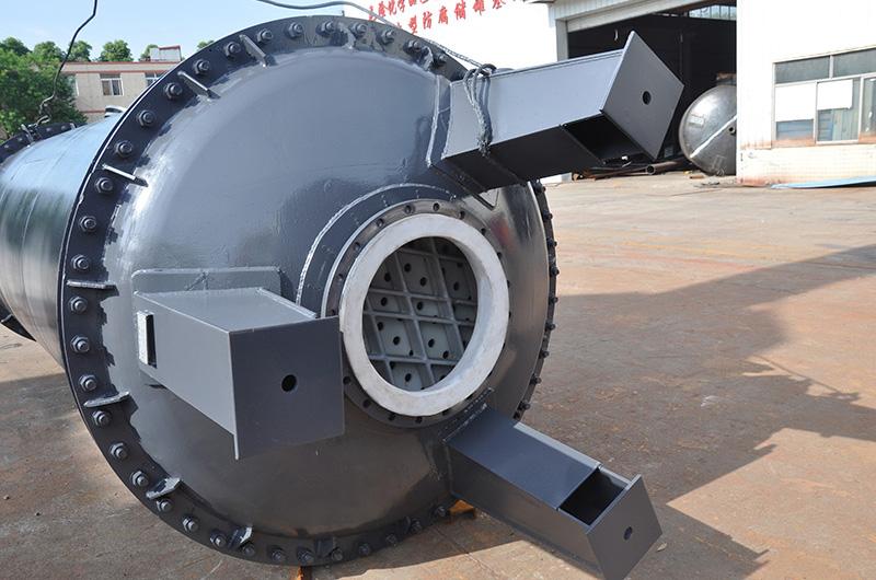 钢衬塑塔器/吸收塔(定制设计)