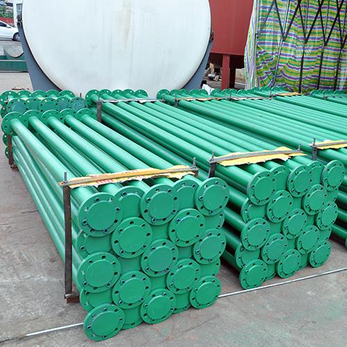 钢衬塑防腐管道(定制设计)