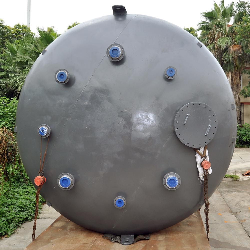 钢衬塑罐(定制设计)
