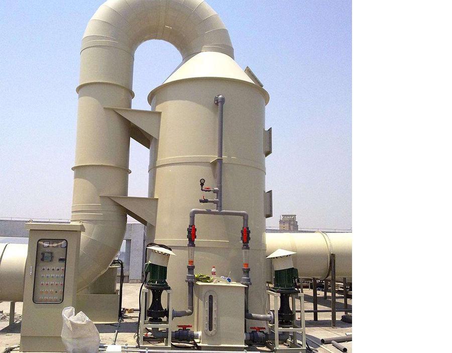 废气喷淋塔设备