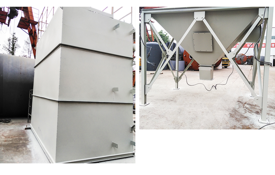 定制除塵器 制藥廠除塵 粉塵廢氣處理 脈沖布袋除塵器